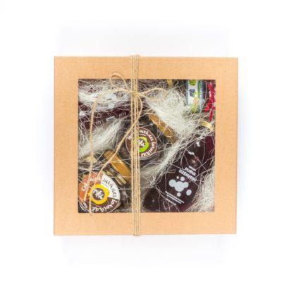 Dāvanu komplekts Sukādes šokolādē