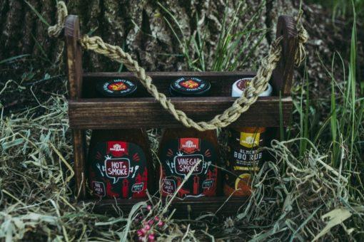 Līgo svētku dāvanas - OAK a BBQ mērču komplekti